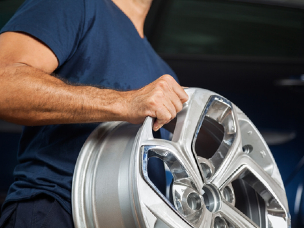 What are the common problems we see with wheel rims?
